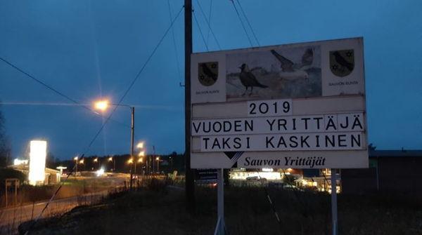 Taksi Timo Kaskinen