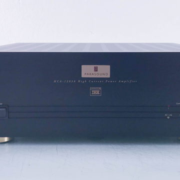 HCA-1203A 3 Channel Power Amplifier (2/2)