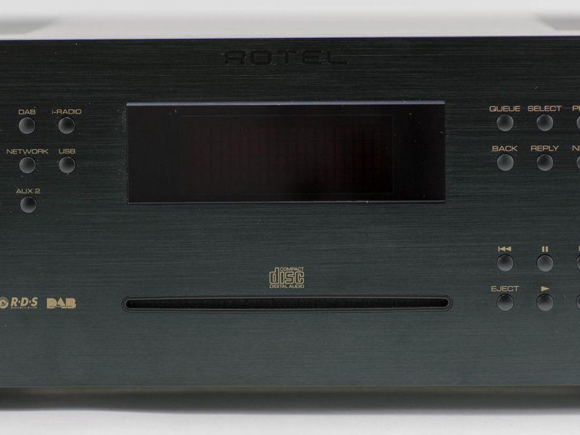 Rotel RCX 1500 FM/CD/Streaming (Black)