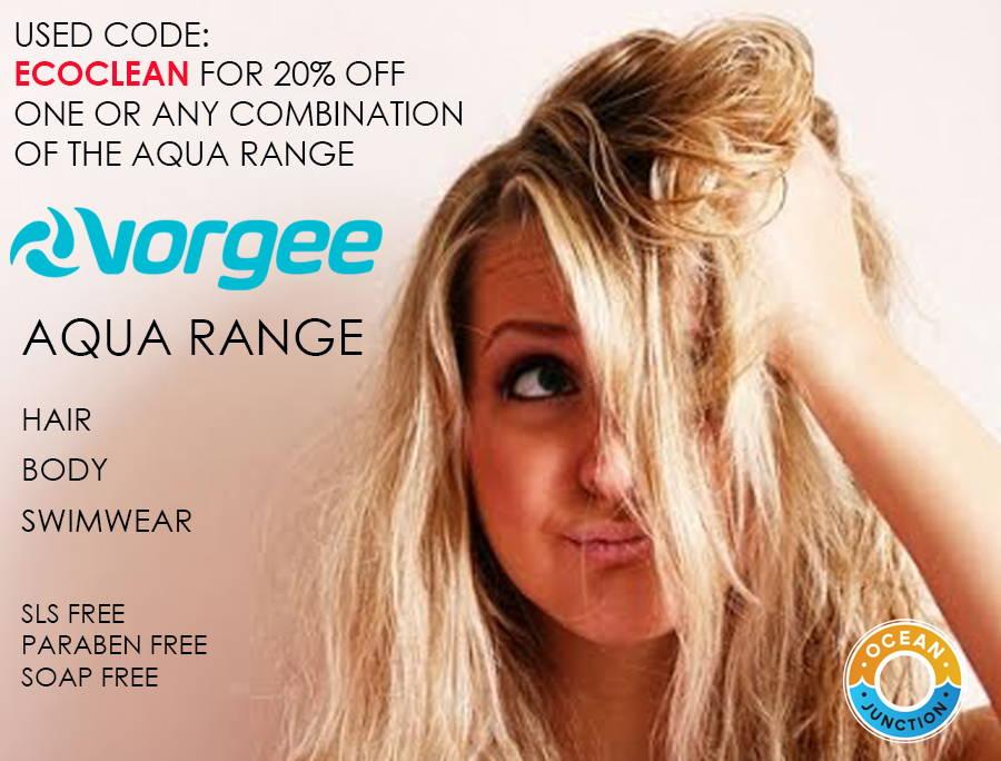 Vorgee Aqua Range