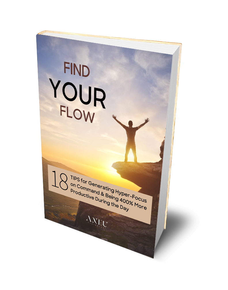 18 tips to find your flow ebook
