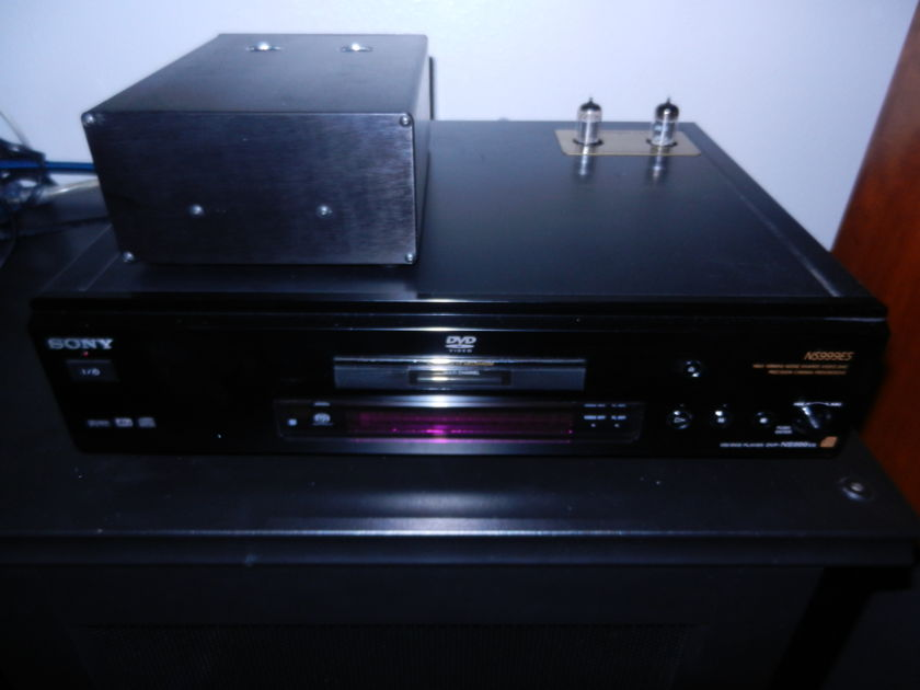 Modwright Sony DVP-NS999ES CD/SACD/DVD player  Signature Truth Mods