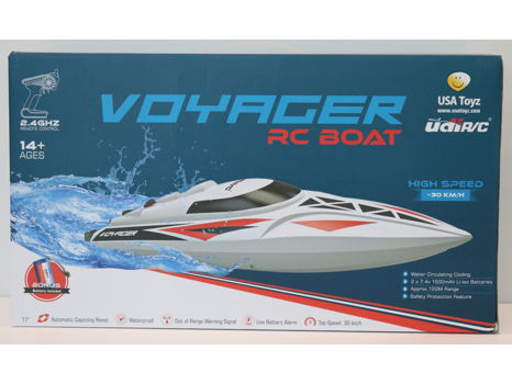 Voyager High Seas RC Boat