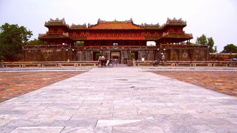 Temples of Hue, Vietnam