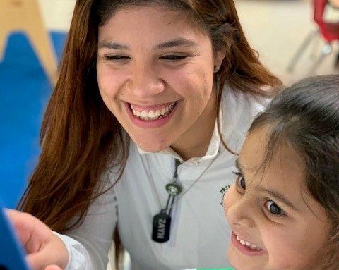Ms. Delgado , Preschool One Assistant Teacher