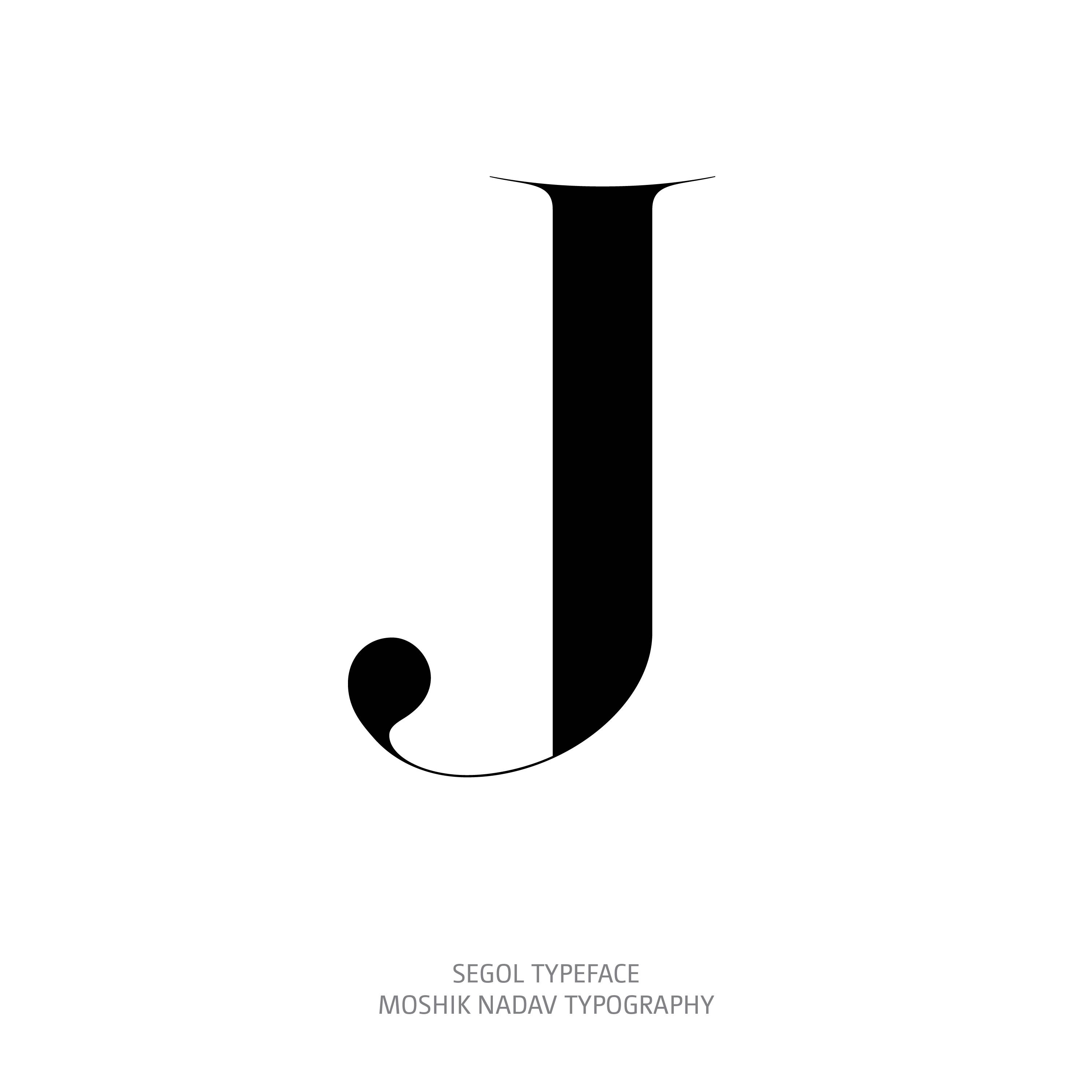 Segol Typeface J The Ultimate Font For Fashion Typography and sexy logos