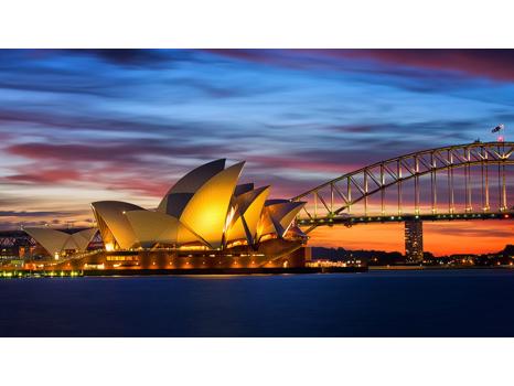 G'day Australia!