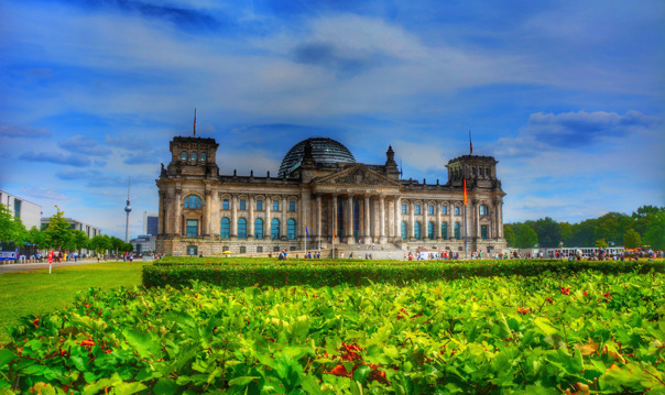 Берлин при Гитлере 1933-1945