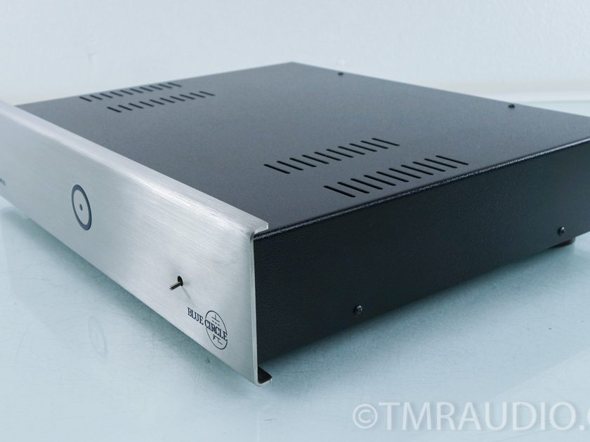 Blue Circle Audio BC22 Stereo Power Amplifier (9910)