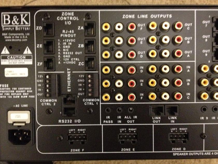 B&K CT 600.1 Multi Zone Receiver