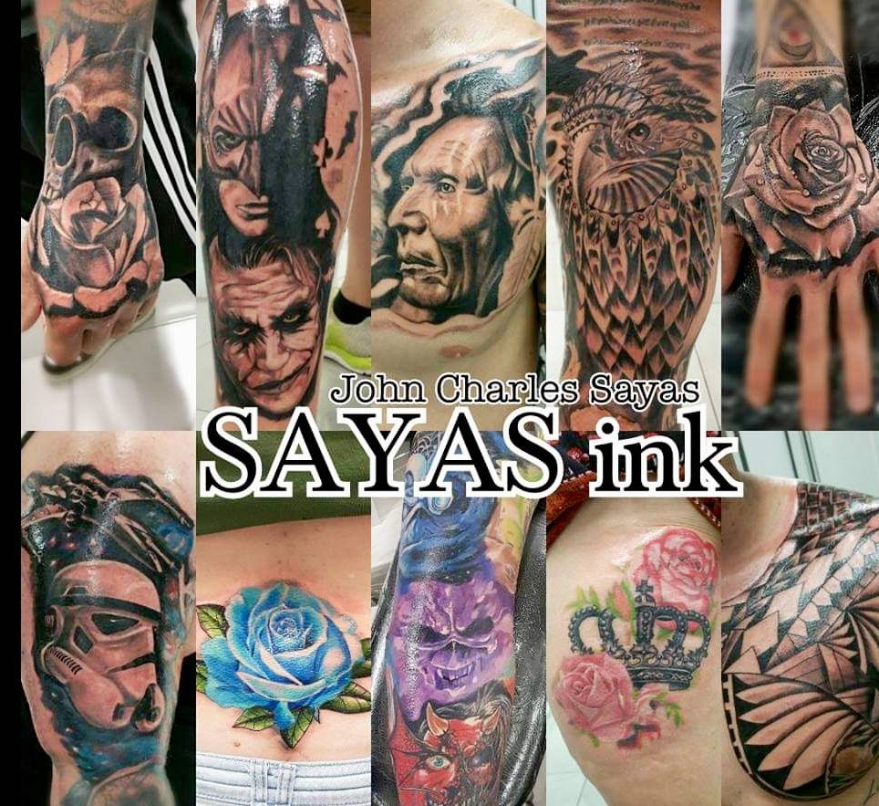 Sayas Ink Tattoo Studio is a Official Stockist of Aussie Inked Tattoo Care