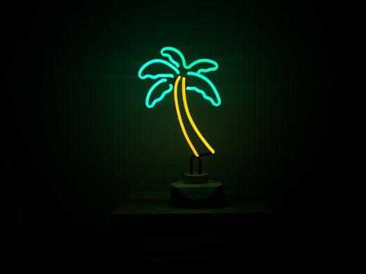 Пальма с Бали