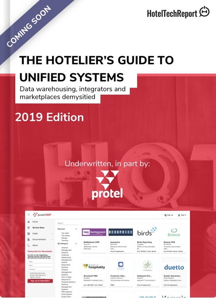 The Hotelier's Guide to Unified Systems (coming soon)