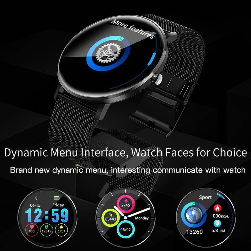 neuclo core l6 smartwatch