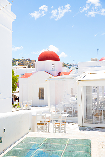 Luxembourg - Greece Yacht Charter Mykonos to Delos