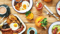 The Best Indoor Brunches to Beat the Heat image