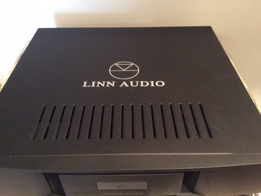 Linn 2250 power amplifier excellent condition box manual