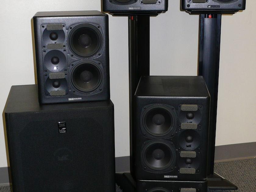 MILLER & KREISEL MPS 2510 P 5.1 system
