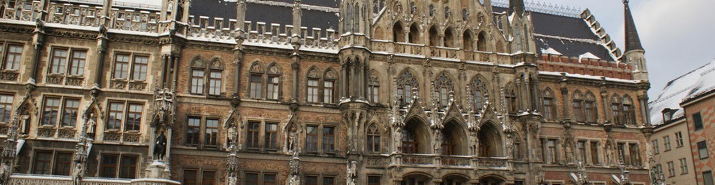 Мюнхен-пешеходная экскурсия