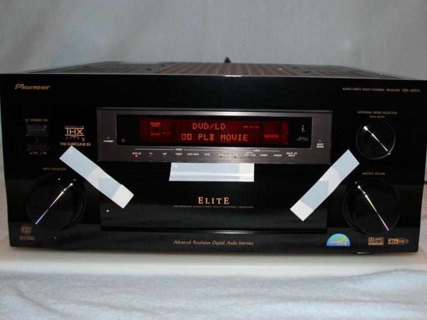 Pioneer VSX-49txi THX Home Theater AV Receiver