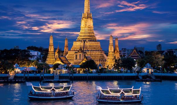 Поездка в Бангкок (06:30)