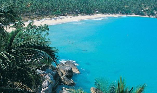 Острова Пхи-Пхи и остров Бамбу