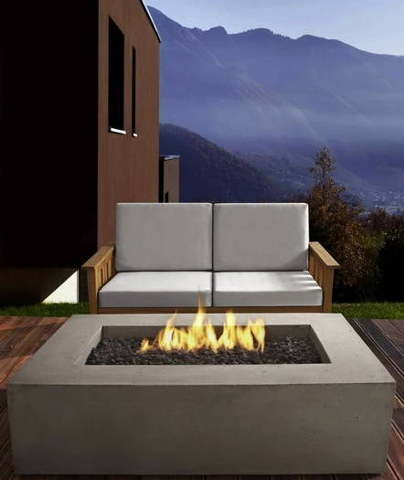 Fireplaces, Fire tables, Firepits