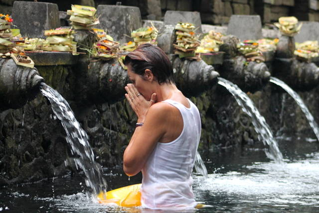 Art & Spiritual Life in Bali