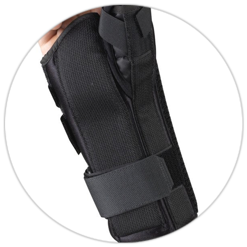 RADIAL STAY & PALMER SPLINT