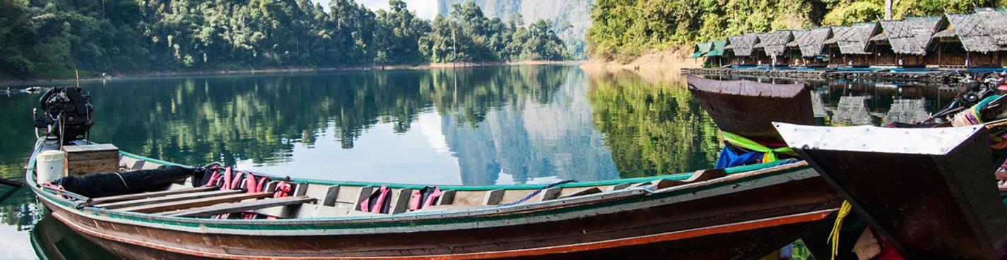 Парк Као Сок и озеро Чео Лан 2 дня