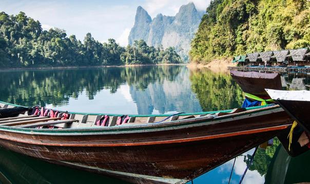 Парк Кхао Сок и озеро Чео Лан (2 дня)