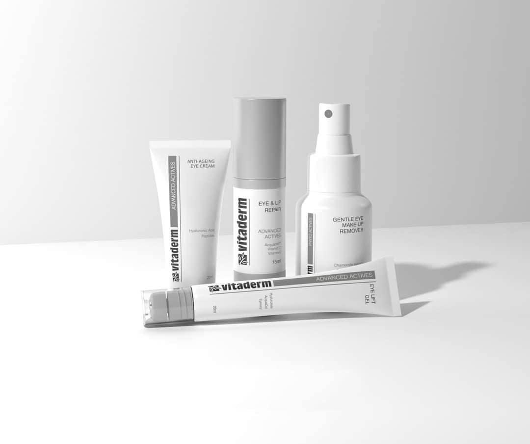 Vitaderm Skin Care | Retail Box