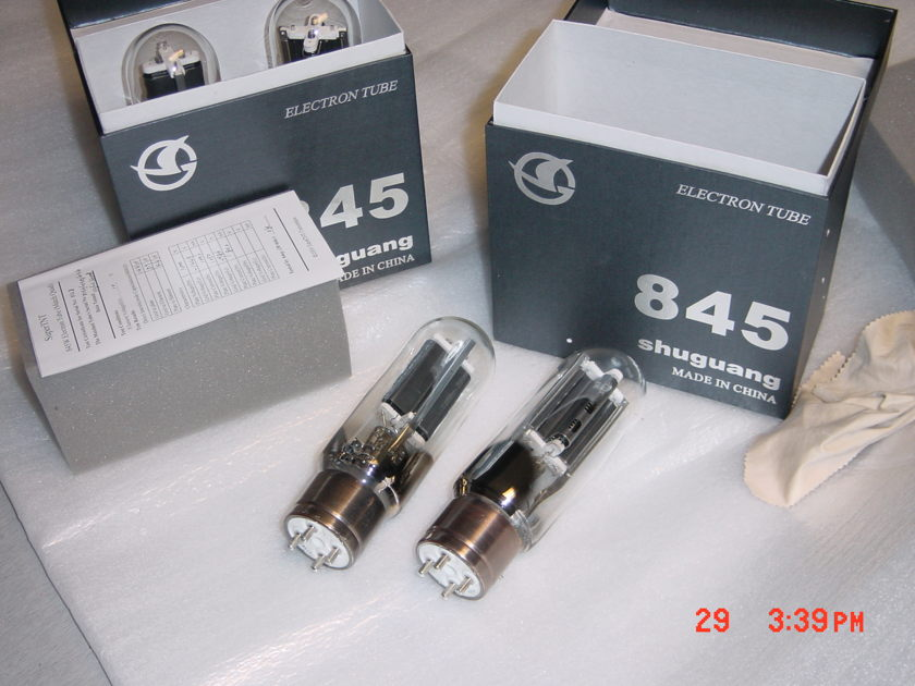 Super TNT 845W (limited edition) one matched pair left