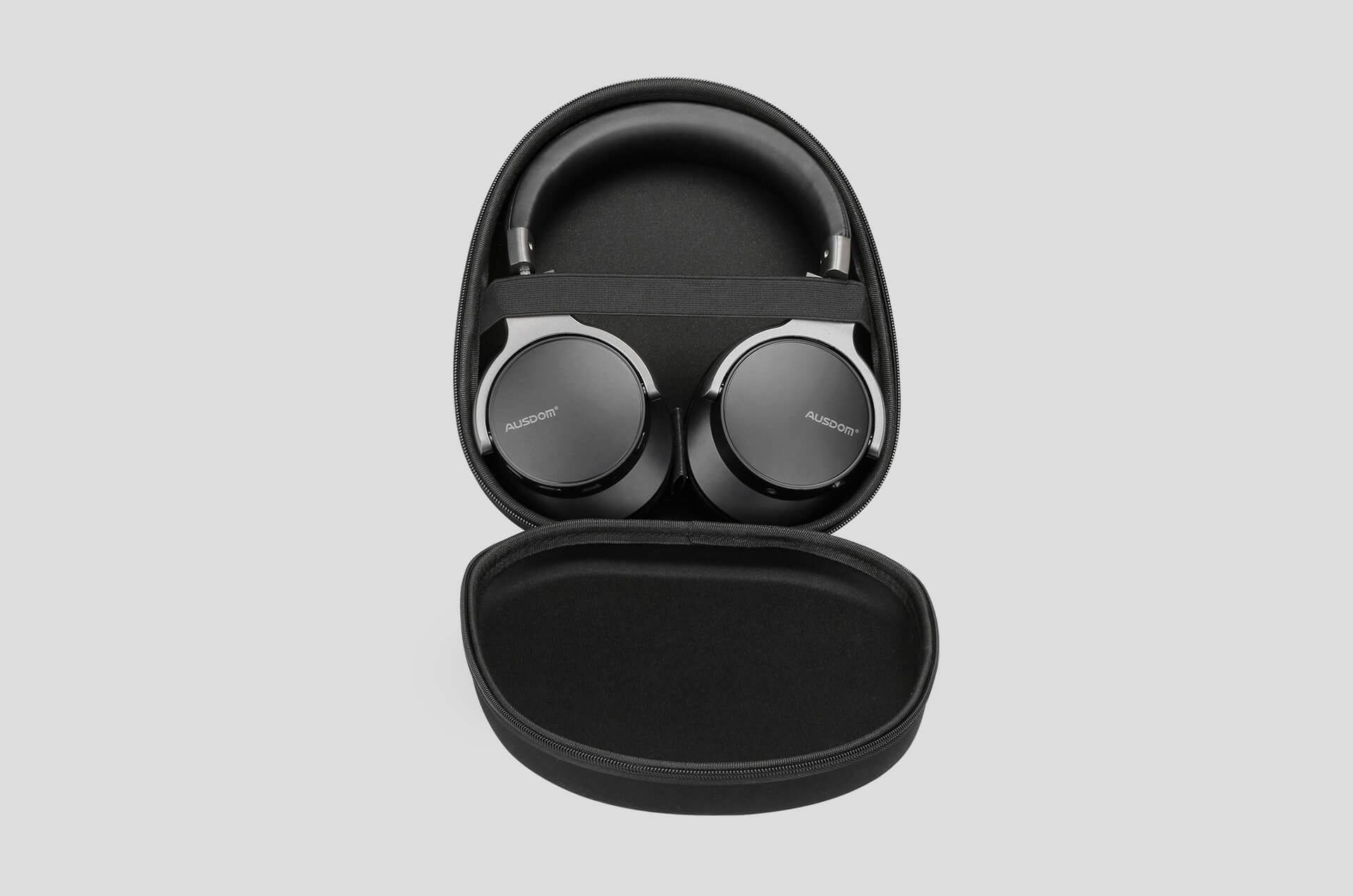 Ausdom ANC8 Active Noise Cancelling Bluetooth Headphones