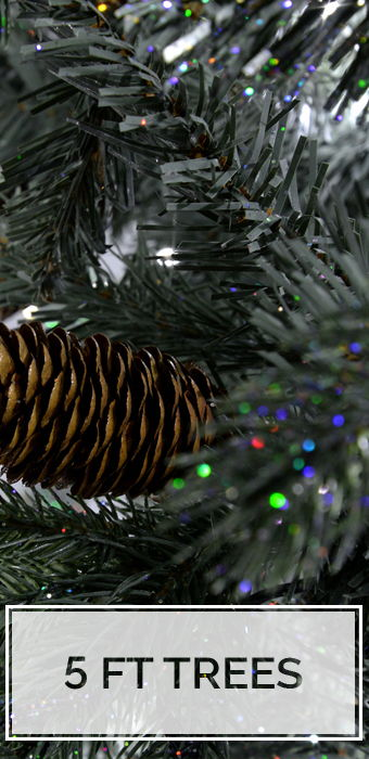 5 ft Christmas Trees