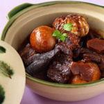 Tau Yu Bak (Braised Pork in Soy Sauce)