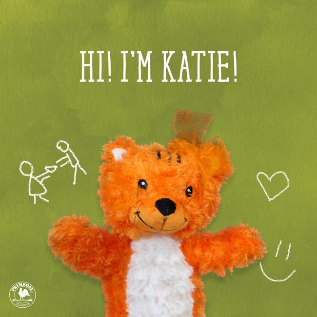Katie the Cat, Primrose School of West Pearland,
