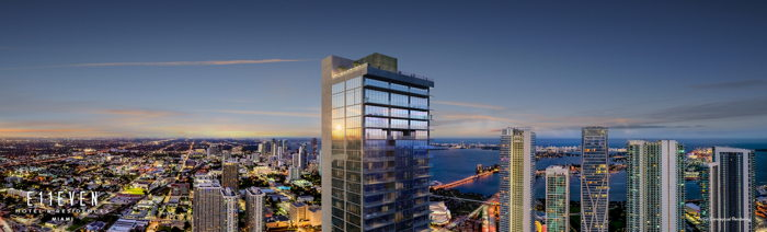 featured image of E11EVEN Hotel & Residences