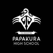 Papakura High School logo