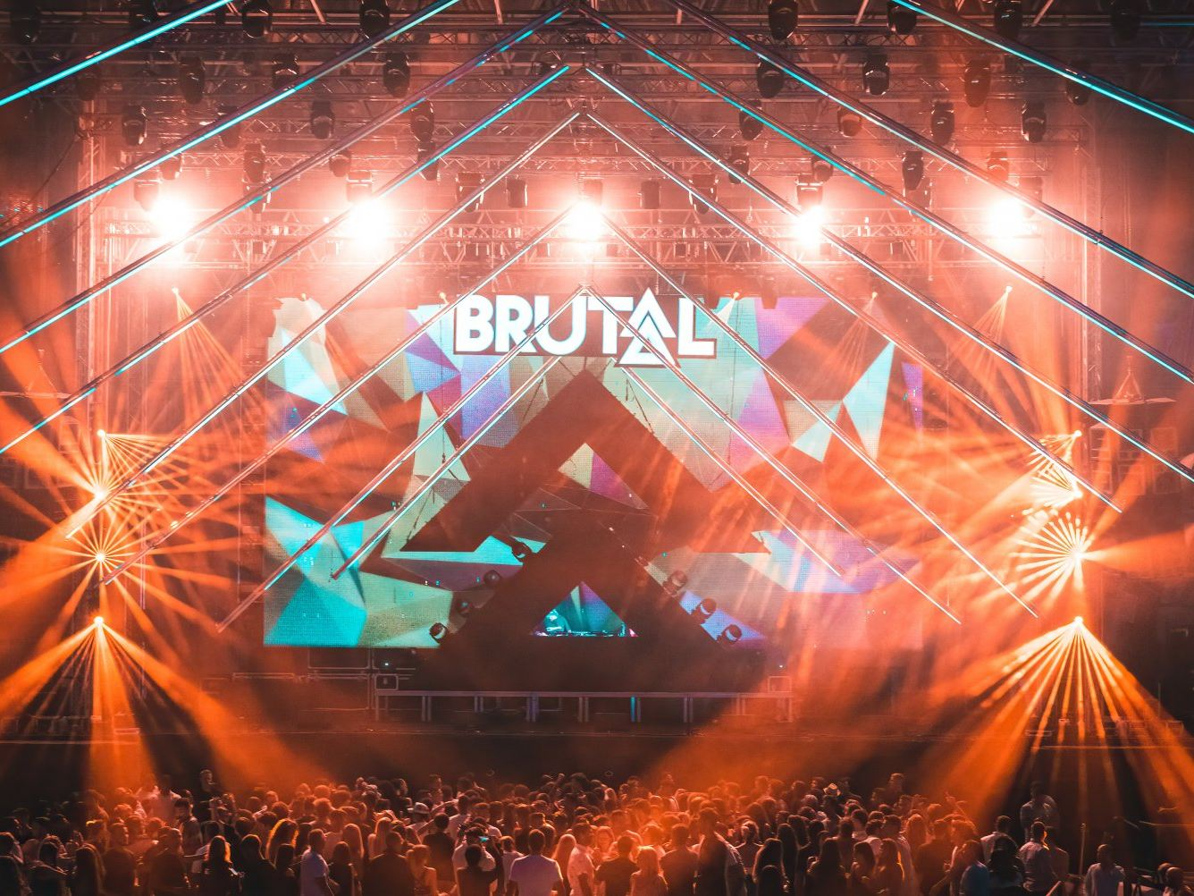 Brutal Privilege Ibiza party calendar