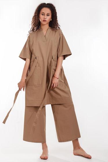 Комплект кимоно и брюки