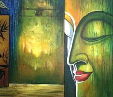Artist Pallavi Jain Paintings