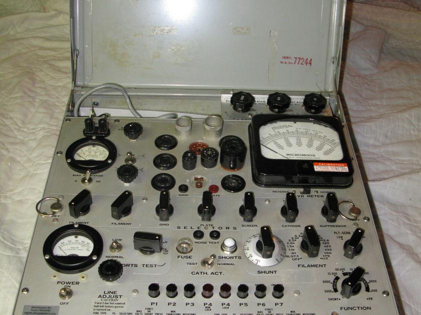 Western Electric KS-15750 L2 Tube Tester