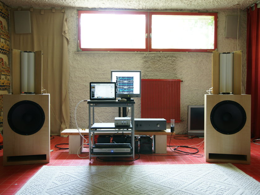 High end full system Janus, trinnov, weiss, audio consulting