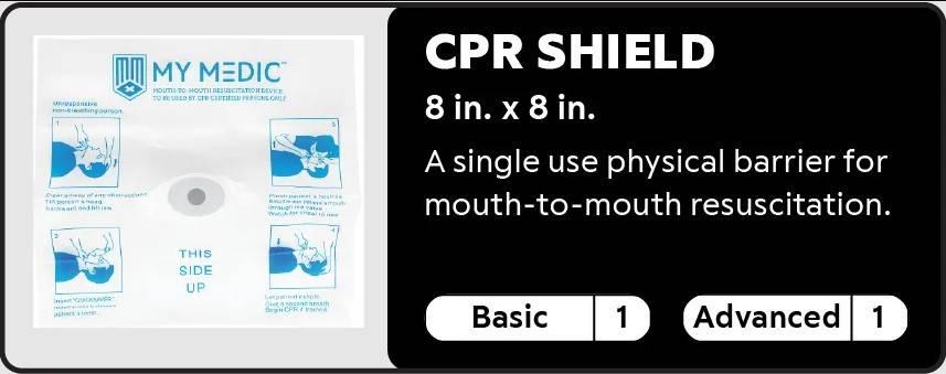 CPR Shield