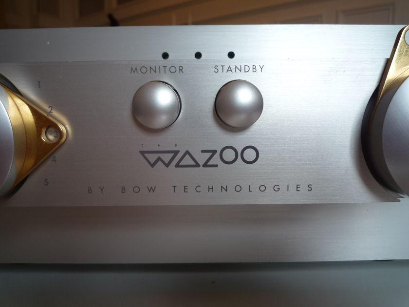 BOW Technologies Wazoo integrated amp
