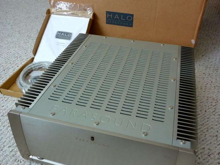 Parasound A 21 Halo power amplifier