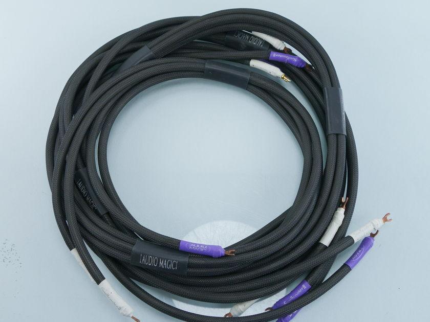 Audio Magic Spellcaster II Bi-wire Speaker Cables; 8' Pair (1219)