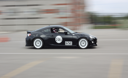 TAC and TVR Autocross Series Event 11