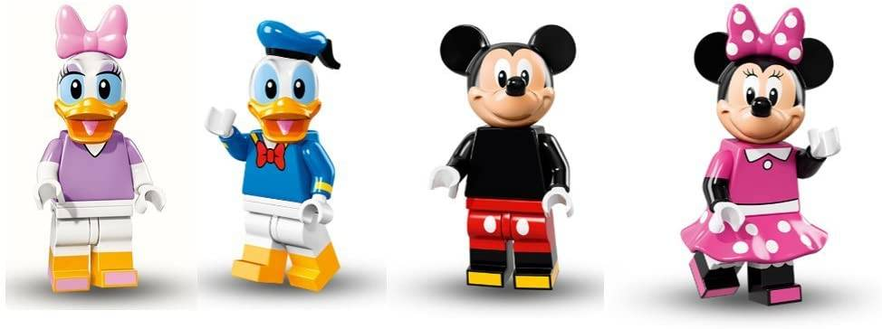 "Mickey and Donald from ""Mickey mouse"""